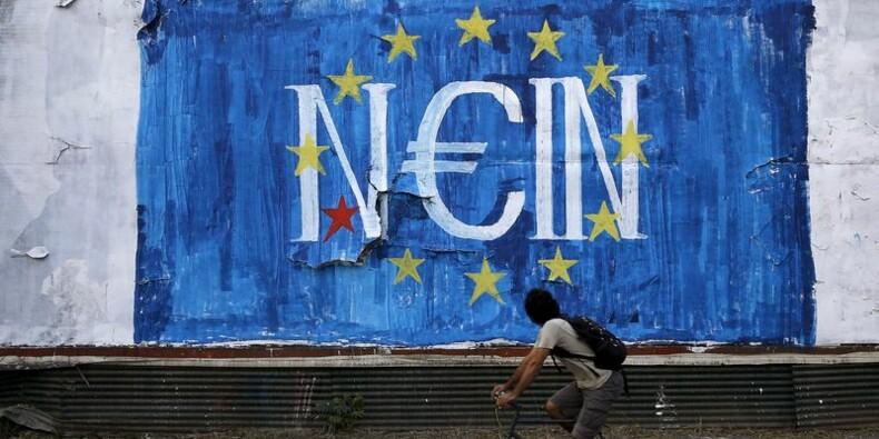 Les Français ne veulent plus financer la Grèce à perte