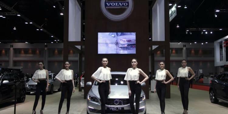 Volvo : dur d'être un petit parmi les grands constructeurs automobiles