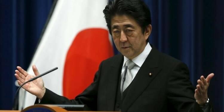 Shinzo Abe veut 20% de croissance du PIB japonais en 5 ans