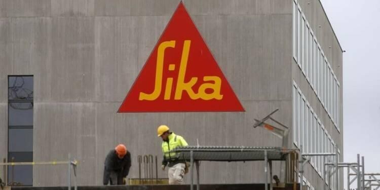 La justice rejette l'appel de SWH pour le contrôle de Sika