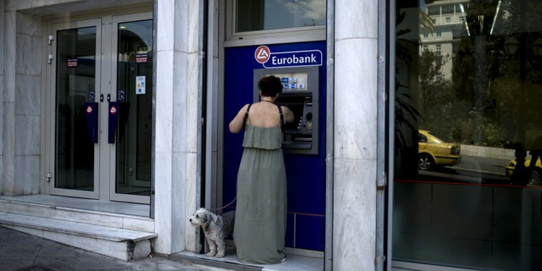 Eurobank plaide pour la recapitalisation des banques grecques