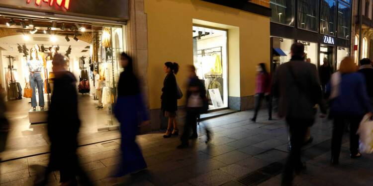 Hausse de 10% des ventes de H&M en mars, plus que prévu