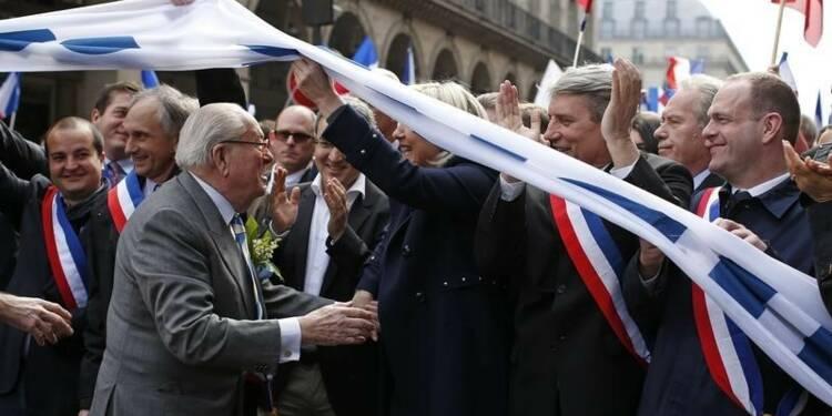 Jean-Marie Le Pen assure qu'il ira au défilé du FN le 1er mai