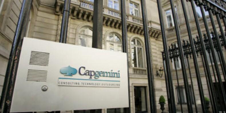 Forte baisse des résultats de Capgemini en perspective