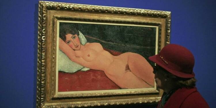 170 millions pour un Modigliani : les enchères d'œuvre d'art affolent les compteurs