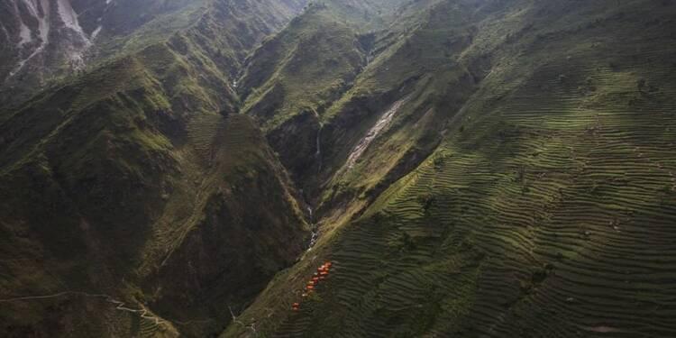 Un millier d'Européens encore portés disparus au Népal