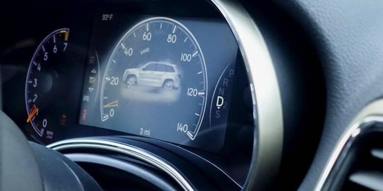 Fiat Chrysler rappelle des véhicules pour sécurité informatique