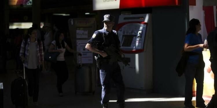 Sécurité renforcée en Europe dans les trains et gares