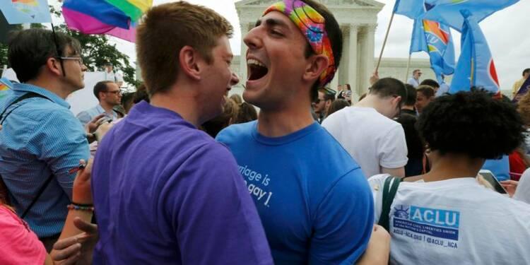 La Cour suprême américaine valide le mariage homosexuel