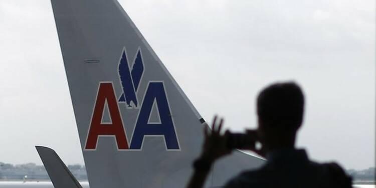 Résultats d'American Airlines supérieurs aux attentes