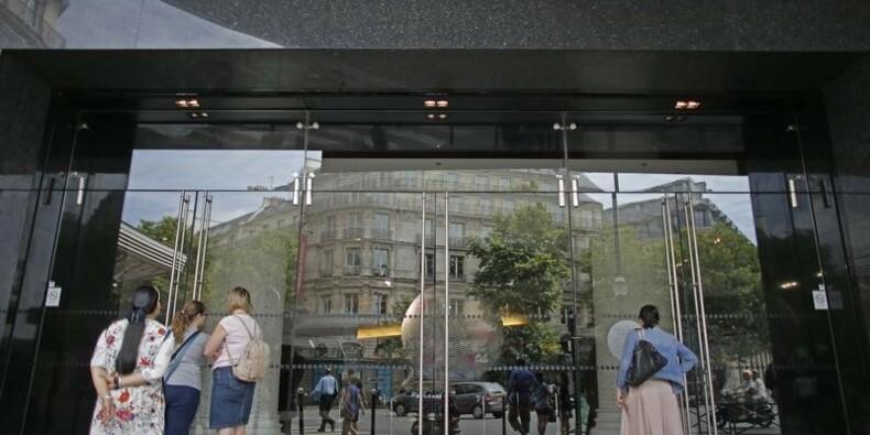 Les Galeries Lafayette lancent un plan de restructuration
