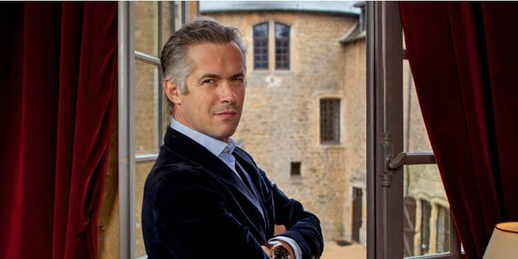 Olivier Gourio : Il convertit nos monuments historiques en hôtels de luxe
