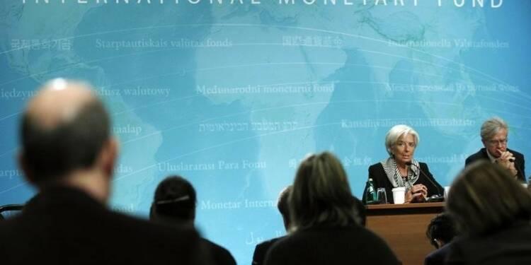Le FMI repousse de trois mois sa décision sur les droits de vote