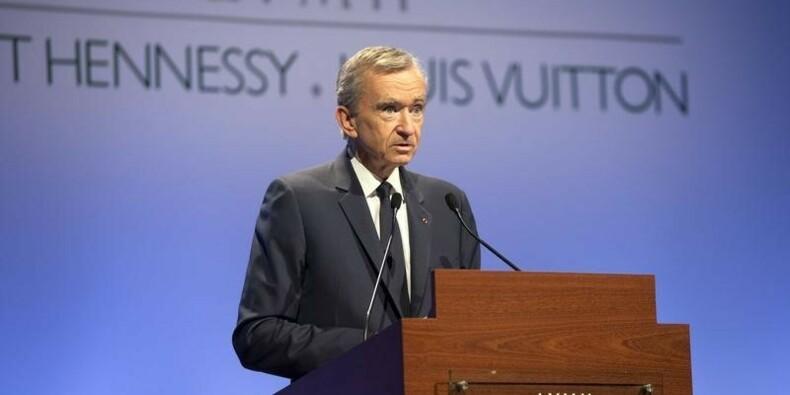 LVMH veut recruter 3.000 personnes par an en France
