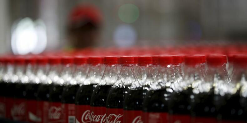 Coca-Cola a renoué avec la croissance au 1er trimestre