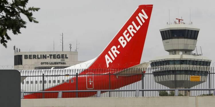 Hausse du bénéfice d'exploitation d'Air Berlin au 3e trimestre