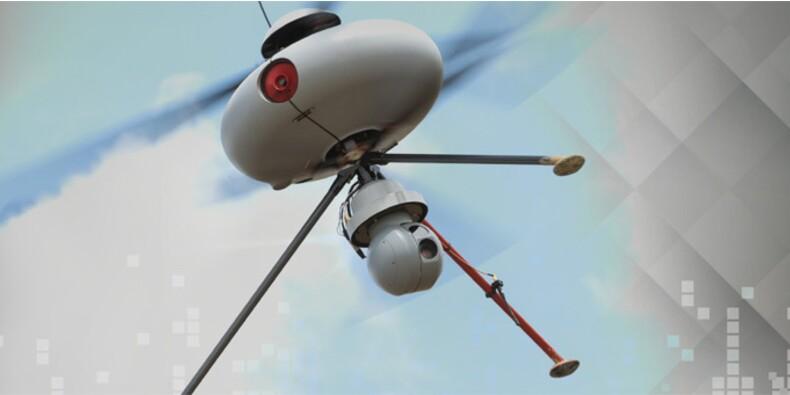 ECA a trouvé la solution pour intercepter les pilotes de drone