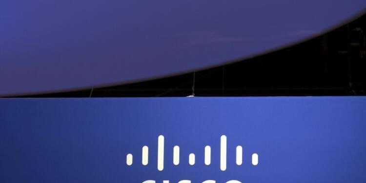 Cisco bat le consensus mais déçoit avec ses prévisions