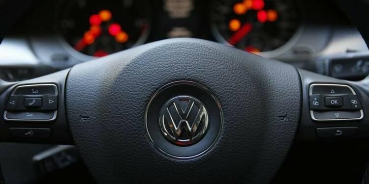 Berne interdit provisoirement l'immatriculation de voitures VW