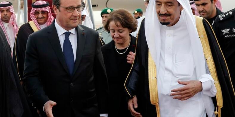 20 méga-contrats en négociation entre Paris et Ryad
