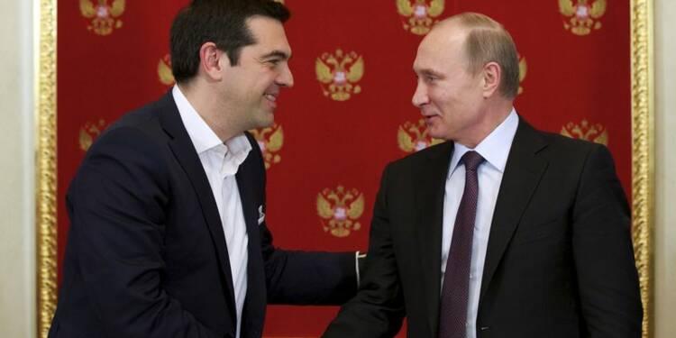 La Russie pourrait avancer des fonds à la Grèce