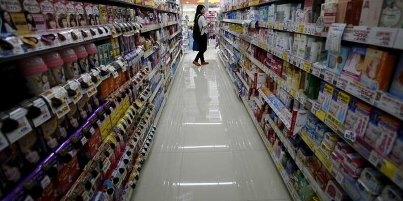 L'inflation ne décolle pas au Japon, les ménages dépensent moins