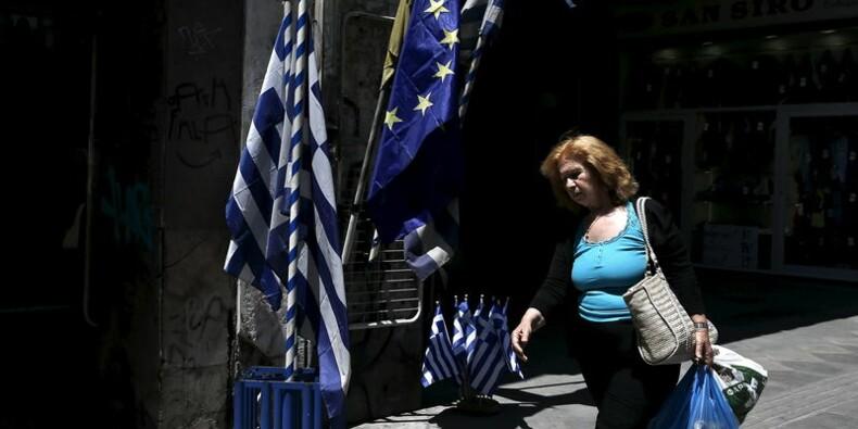 Les créanciers d'Athènes bouclent un projet d'accord
