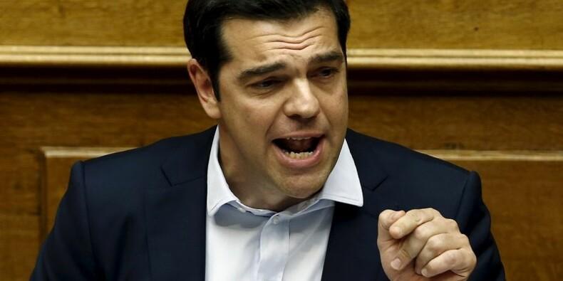 Alexis Tsipras accepte le projet de sauvetage sous condition