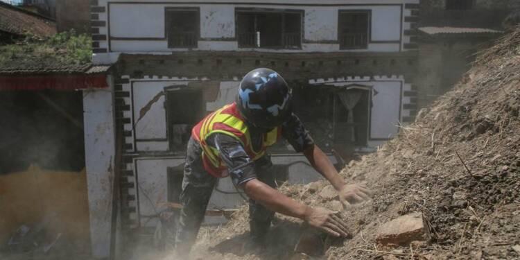 Deux Français sont morts dans le tremblement de terre du Népal