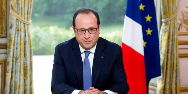 François Hollande veut un parlement de la zone euro