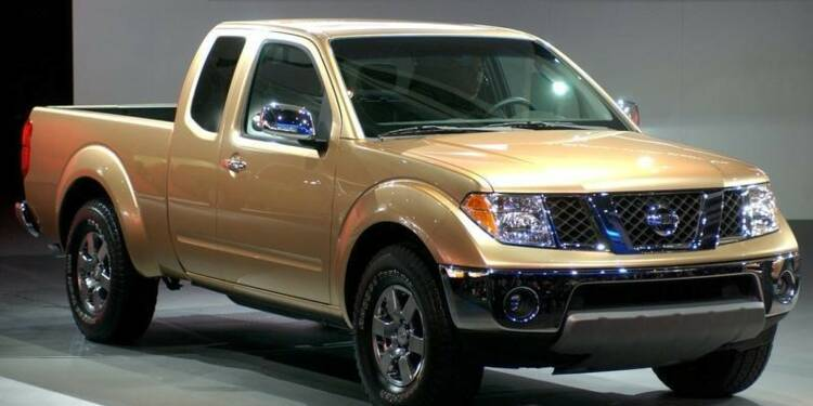 Daimler et Renault-Nissan étendent leur coopération aux pick-ups