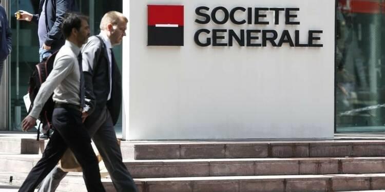SocGen veut supprimer 420 postes en France d'ici fin 2017