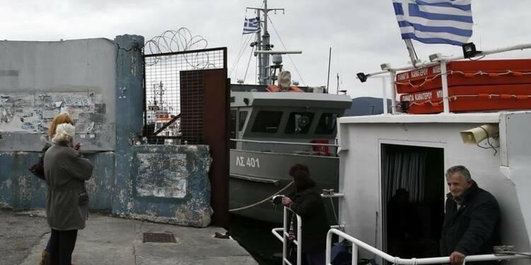 La Grèce devrait finalement privatiser le port du Pirée