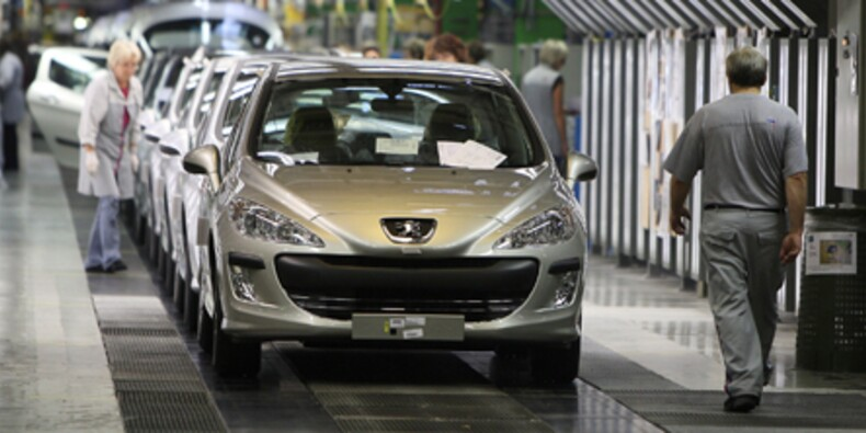 Les ventes de voitures neuves ont bondi de 10,7% en 2009