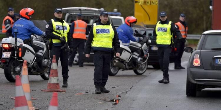 La France en état d'alerte maximale