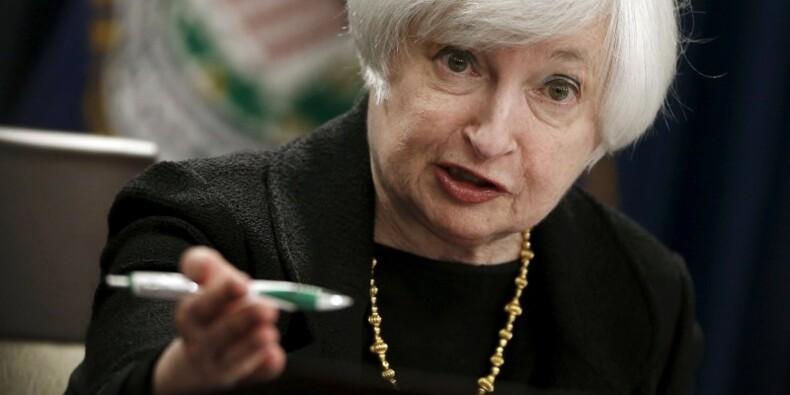La Fed contrainte à l'inaction par le ralentissement mondial