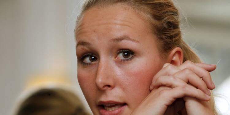 Marion Maréchal-Le Pen promet d'oeuvrer à l'économie en Paca