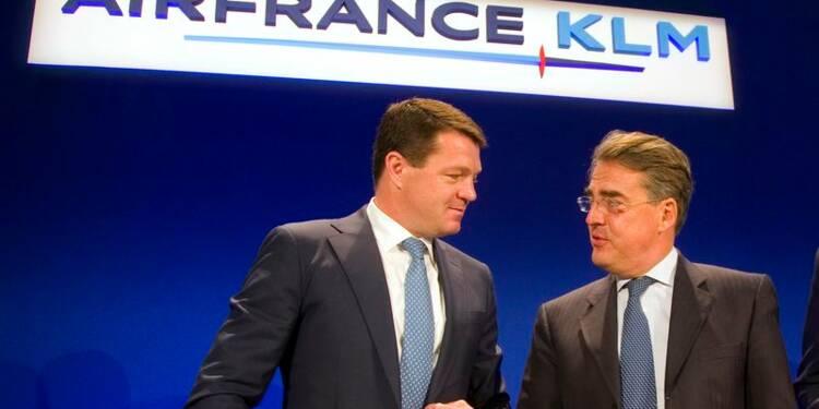 Recettes encore dégradées pour Air France-KLM, nouvelles mesures