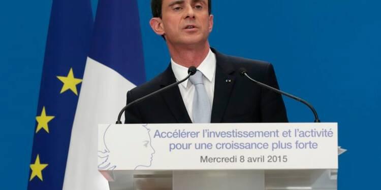Manuel Valls dit mener une politique de gauche