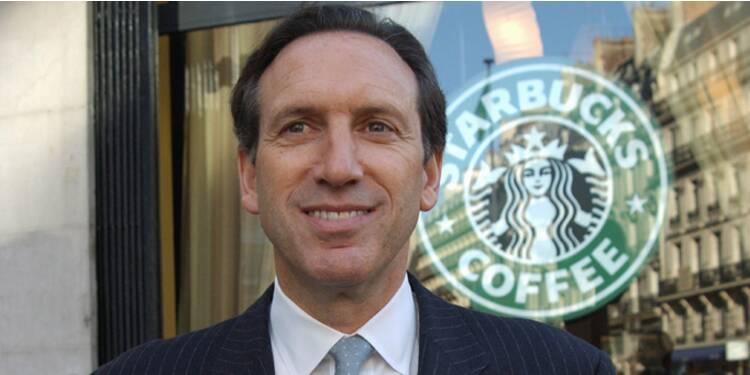 Starbucks Coffee : les leçons de management de Howard Schultz