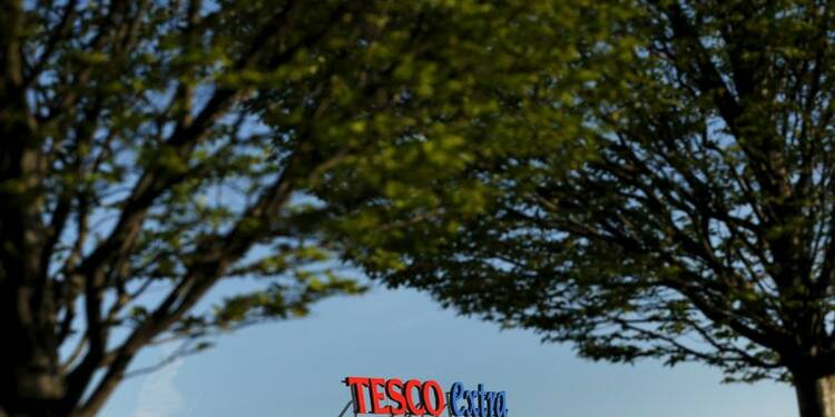 Tesco accuse la plus lourde perte de son histoire