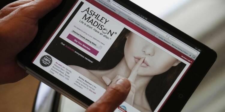 Des hackers menacent un site de rencontres extraconjugales