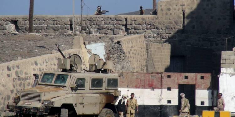 Les miliciens houthis à vingt kilomètres d'Aden au Yémen