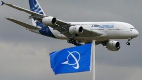 Airbus dépasse in extremis Boeing au Bourget