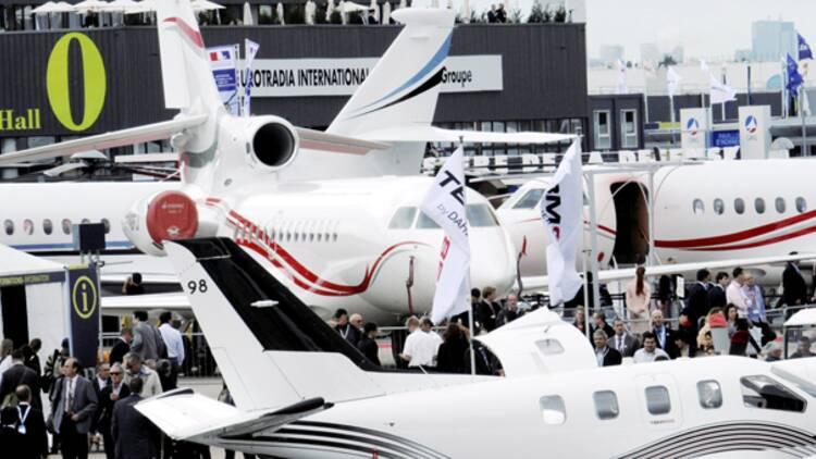 L'industrie aéronautique retrouve le sourire au Salon du Bourget