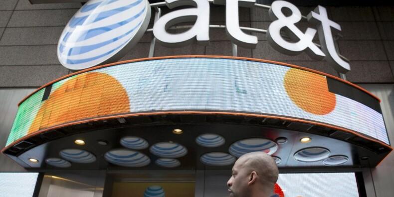 AT&T bat le consensus au 3e trimestre et relève ses prévisions