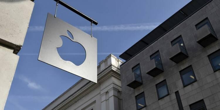 Les résultats d'Apple dopés par les ventes d'Iphone en Chine