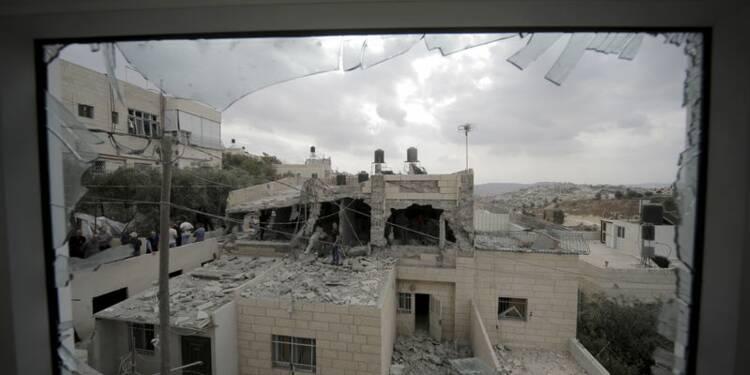 COR-Sécurité renforcée à Jérusalem, Abbas veut éviter une escalade