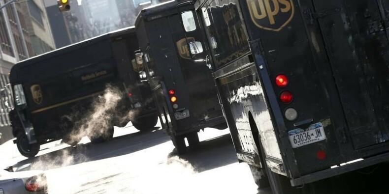 UPS embaucherait jusqu'à 95.000 saisonniers pendant les fêtes