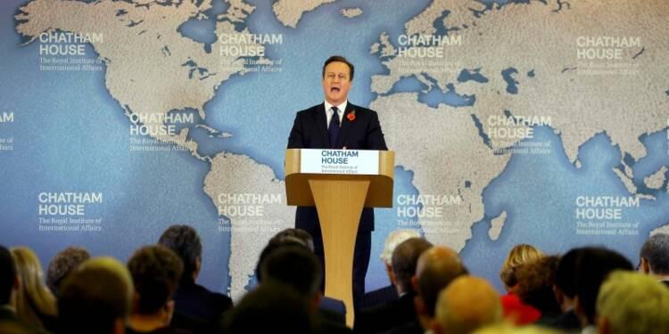 David Cameron présente ses propositions de réformes à l'UE